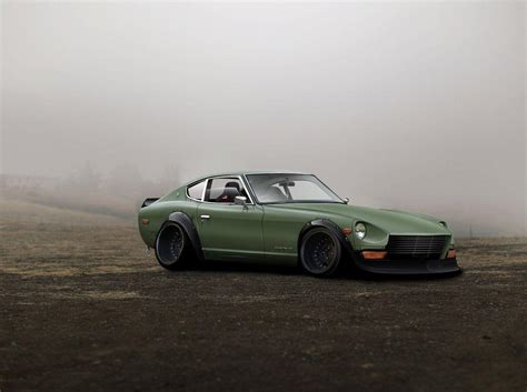Datsun 240z Wallpapers Wallpaper Cave