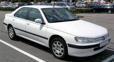 Peugeot 406 Taringa