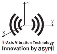 3 axis vibration table asycube flexible 3 axis feeders rna automation
