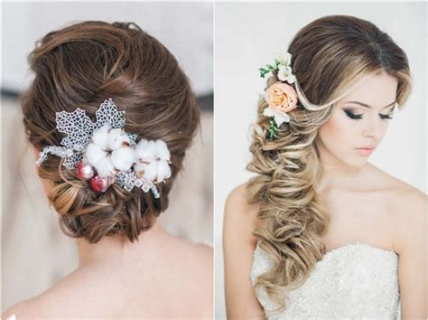 Wedding Hairstyles : Top 30 Long Wedding Hairstyles For Bride From Art4studio