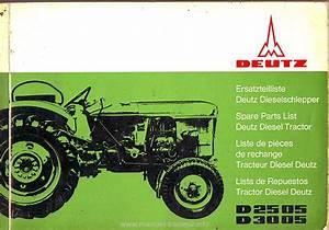 Catalogue Pieces De Rechange Renault Pdf : catalogue pi ces rechange deutz d 2505 d 3005 ~ Medecine-chirurgie-esthetiques.com Avis de Voitures