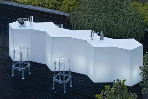 iceberg  bars  restaurants modular bar counter