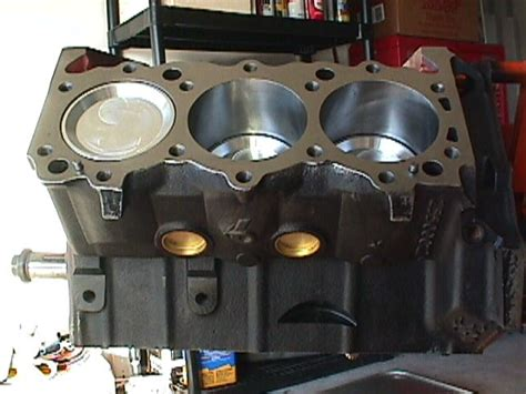 Buick Engine Block Guide