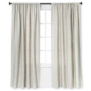 Nate Berkus Curtains by Woven Curtain Panel Nate Berkus Target