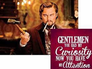 Leonardo Dicaprio Django Quotes. QuotesGram
