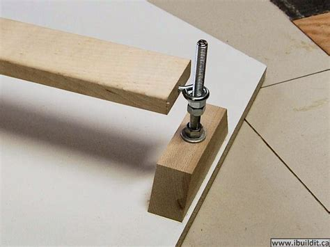 Kitchen Knife Sharpening Jig by How To Make A Planer Jointer Blade Sharpening Jig