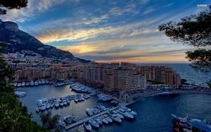 Monaco City Seven Wallpapers