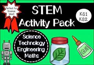 STEM Science Technology Engineering and Maths Activity ...