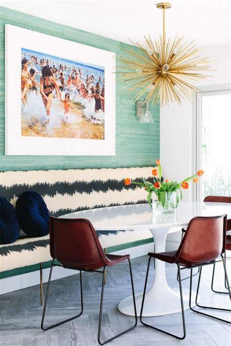 banquette salle a manger pourquoi choisir une table avec banquette pour la cuisine ou la salle 224 manger archzine fr