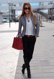 30 Professional Business Outfit Ideas [2017-2018] | Fashion | Pinterest | Clasicos Invierno y ...