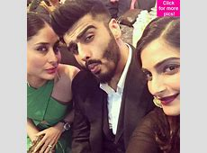 The Kapoor selfie Check out Kareena Kapoor Khan,Sonam