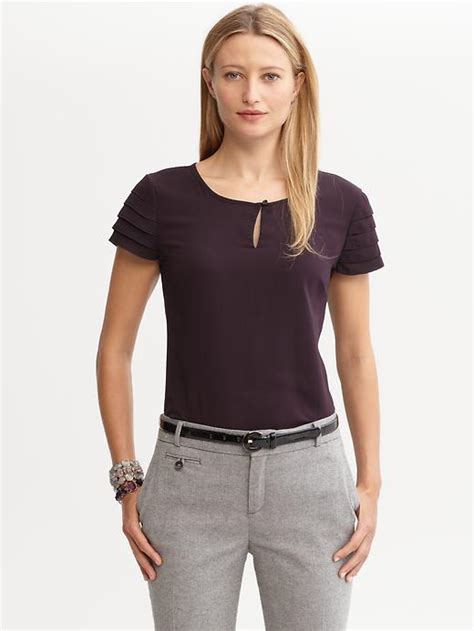 Business-Casual Women Examples