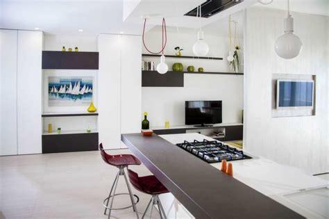 comptoir separation cuisine salon bar de separation cuisine ouverte cuisine ouverte par la