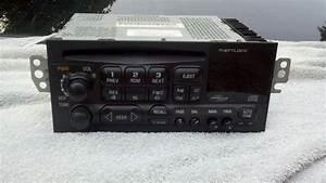 2001 Camaro Ss Monsoon Cd  Radio Stereo Ebony