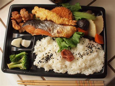bento japanese cuisine bento