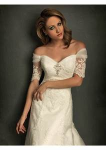 wedding belle lace sleeve wedding dresses With adding sleeves to a wedding dress