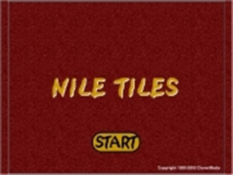 Nile Tiles Free by Nile Tiles To14 Play Now