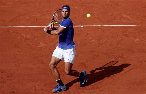 By the numbers - Rafael Nadal 86-2 at Roland Garros