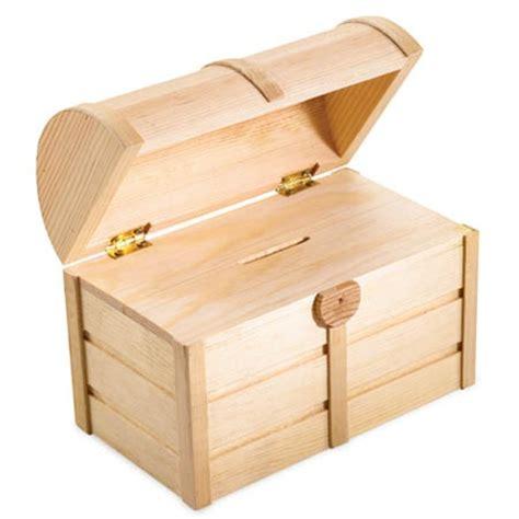wooden treasure chest  joann fabrics  pirate party
