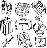 Coloring Goods Consumer Shopping Consumo Wallaby Necked Consommation Biens Ensemble Achat Winkelen Reeks Beni Compera Raccolta Insieme Dei Kollektion Sammlung sketch template
