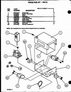 Ffk1a  P1122301c  Diagram  U0026 Parts List For Model