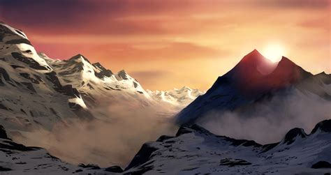 Top 10 Highest Mountain Peaks In The World
