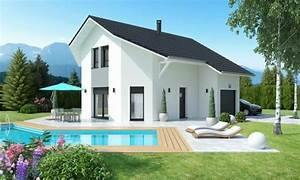 maison contemporaine avec etage et combles amenages With logiciel pour maison 3d 6 maison d architecte contemporaine maison moderne