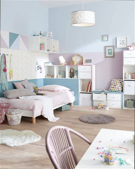 couleur de chambre pour fille deco chambre fille couleur pastel raliss com