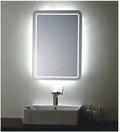 Illuminated Bathroom Mirrors Demister