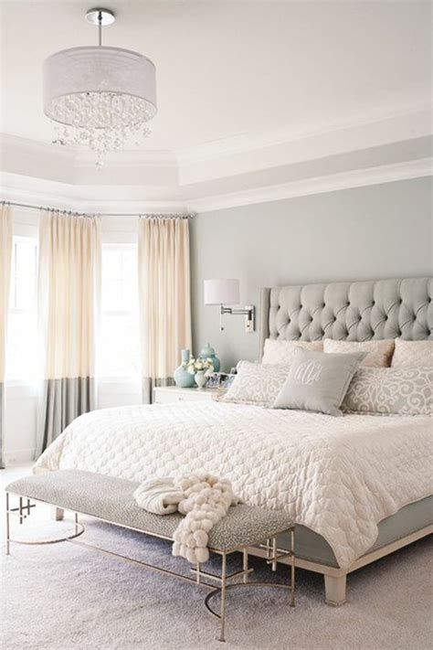 chambre a coucher grise la chambre à coucher fraîcheur en gris oui c 39 est
