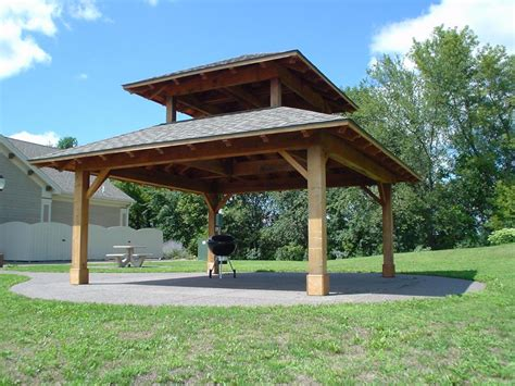 betts pergola  sound cedar