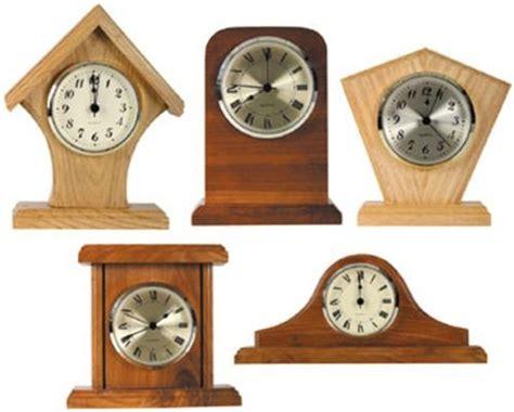 mini clocks plan woodworking projects diy