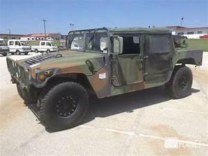 Surplus military Humvees for sale in San Antonio, across