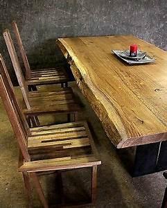 Alter Esstisch Holz : altholztisch tisch altholz alte eiche rustikal massiv esstisch industriedesign garten ~ Orissabook.com Haus und Dekorationen
