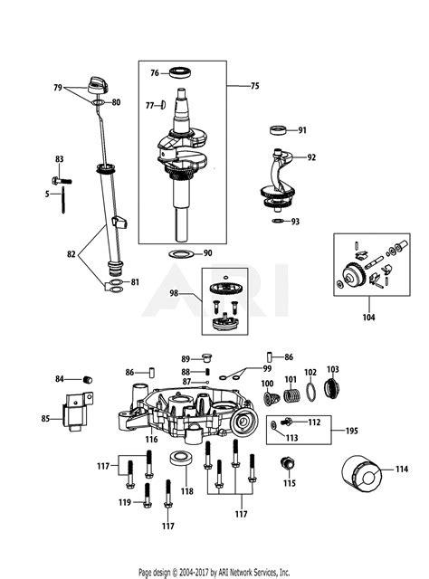 mtd ws lt  parts diagram  pjub