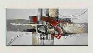 Tableau Metal Design : tableaux design en une toile ~ Teatrodelosmanantiales.com Idées de Décoration