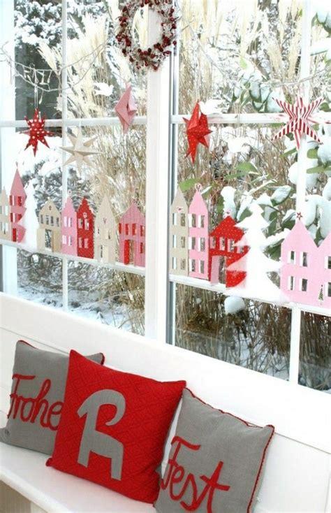 Fensterdeko Weihnachten Groß by Fensterdeko Weihnachten Tolle Und Einfache Last Minute Ideen