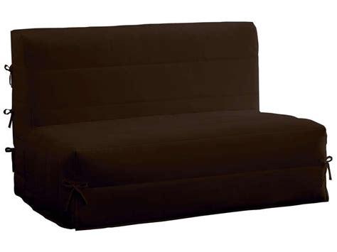 canapé bz conforama housse bz 140 cm cover coloris marron conforama pickture