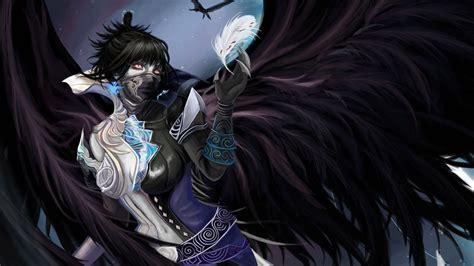 Cool Black Gamer Anime Wallpaper Boy