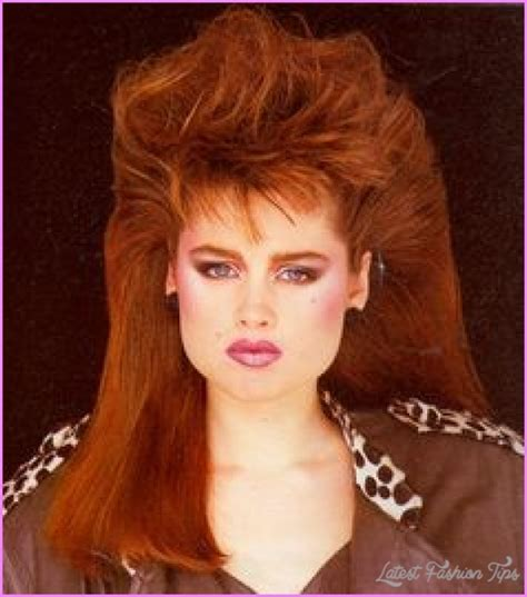 1980s hairstyles women 1980s hairstyles for women latestfashiontips com