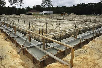 Foundation Footings Code Footing Building Fill Basics