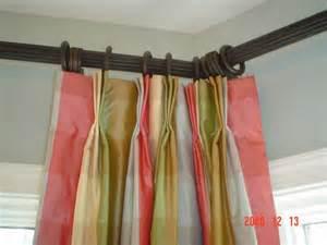 25 best ideas about corner window curtains on pinterest