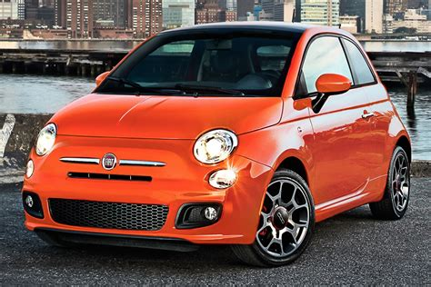 Weight Of Fiat 500 by 2016 Fiat 500 Pricing For Sale Edmunds