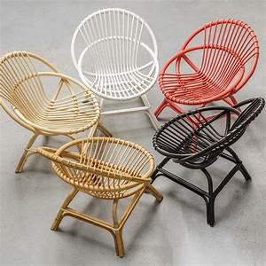 Fauteuil En Rotin : fauteuil rotin 5 adresses o shopper un fauteuil en rotin marie claire ~ Teatrodelosmanantiales.com Idées de Décoration