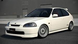 Honda Civic Type R 1997 : honda civic type r gran turismo 6 by vertualissimo on deviantart ~ Medecine-chirurgie-esthetiques.com Avis de Voitures