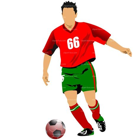 Soccer Player Clipart Soccer Clipart Clipartion