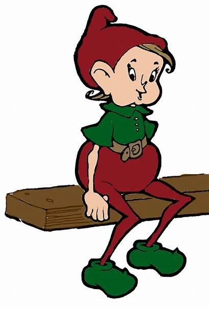 Elf Shelf Christmas Clip Clipart Fairy Graphics