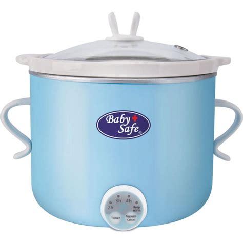 cooker slow safe digital baby