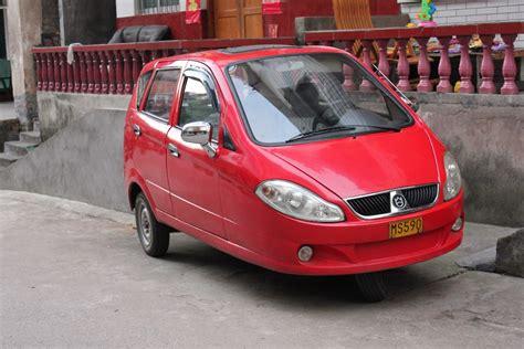 Vehicle With Three Wheels by Three Wheeled Car