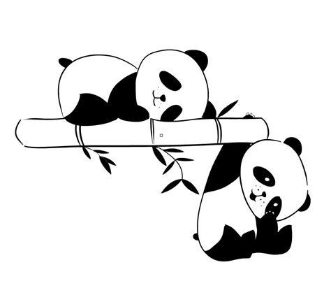 ositos panda en 2019 vinilos decorativos osos pandas dibujo osos panda y dibujos de osos